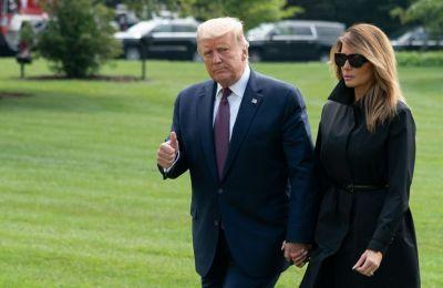 Η απερχόμενη πρώτη κυρία των ΗΠΑ δημοσίεσε χθες το αποχαιρετηστήριο μήνυμά της και μεταξύ άλλων τόνισε πως «η βία δεν είναι ποτέ η λύση» - αναφερόμενη σαφώς στην επίθεση στο Καπιτώλιο