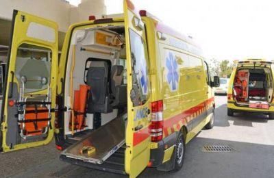 Ο οδηγός της μοτοσικλέτας μεταφέρθηκε στο Γενικο Νοσοκομείο Λευκωσίας