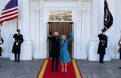 Επισημα 46ος πρόεδρος των Ηνωμένων Πολιτειών ο Τζο Μπάιντεν.