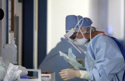 Στο Νοσοκομείο νοσηλεύονται 4 άτομα από Ιδρύματα, ενώ 26 ασθενείς είναι κλινήρεις.
