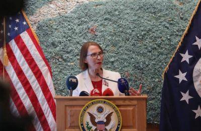 Γκάρμπερ: Η Κυπριακή Δημοκρατία πολύτιμος εταίρος των ΗΠΑ