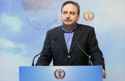 Η ομιλία του Εκπροσώπου Τύπου του ΑΚΕΛ, Στέφανου Στεφάνου, για τον αναθεωρημένο προϋπολογισμό 2021.
