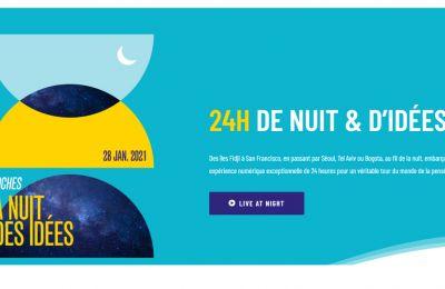 Κύπριοι και Γάλλοι καλλιτέχνες επιθυμούν να αποτίνουν φόρο τιμής στον Αλμπέρ Καμύ με την ευκαιρία της Νύχτας Ιδεών και της εκδήλωσης με τίτλο «Κοντά: Ποίηση, αλληλεγγύη και μετάδοση»