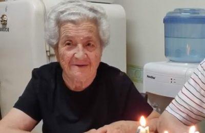 «K» Story - Eλένη Ευσταθίου: Η 94χρονη που νίκησε τον κορωνοϊό