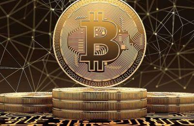Η τιμή τού bitcoin σημείωσε πτώση σχεδόν 10% την Πέμπτη.