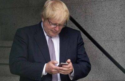 Ανυπομονεί να συνεργαστεί με τον Τζο Μπάιντεν ο Βρετανός πρωθυπουργός Μπόρις Τζόνσον
