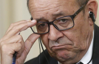 Ο Υπουργός Εξωτερικών της Γαλλίας Ζαν Ιβ Λεντριάν κάλεσε σε επιβολή κυρώσεων κατά της Ρωσίας λόγω των μαζικών συλλήψεων στη χώρα στη διάρκεια διαδηλώσεων υποστήριξης στον Α. Ναβάλνι