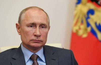 Ο Πούτιν ήταν ένας από τους τελευταίους παγκόσμιους ηγέτες που συνεχάρη τον Τζο Μπάιντεν για τη νίκη του, μετά τις αμερικανικές προεδρικές εκλογές της 3ης Νοεμβρίου 2020.