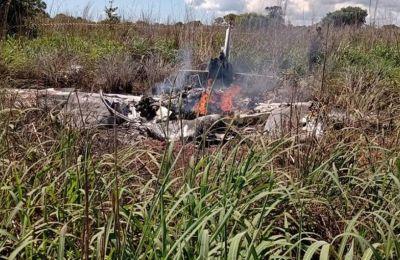 Σοκαριστικά νέα από την Βραζιλία, όπου το αεροπλάνο της Πάλμας που αγωνίζεται στην τέταρτη κατηγορία συνετρίβη και υπάρχουν θύματα