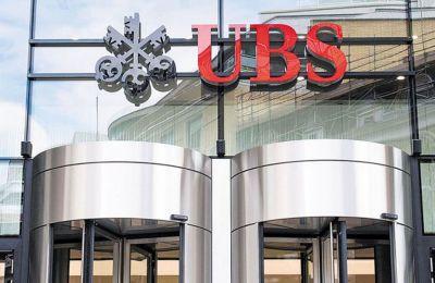 Ικανοποίησε τους επενδυτές η ανακοίνωση της UBS για τη διανομή μερίσματος.