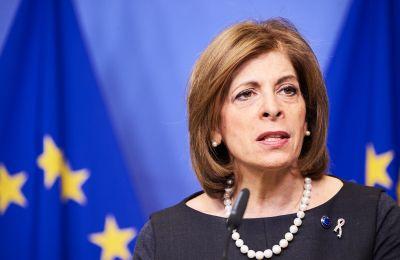 Στ. Κυριακίδου: Οι 27 καλούν την AstraZeneca να συμμορφωθεί με τα συμφωνηθέντα