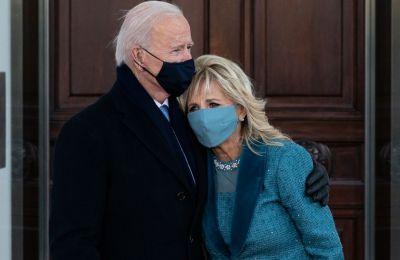 Οι πρώτες ημέρες των Biden στον Λευκό Οίκο