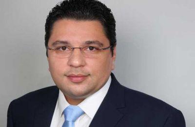 Εξήγγειλε υποψηφιότητα με τον ΔΗΣΥ ο Νίκος Γεωργίου