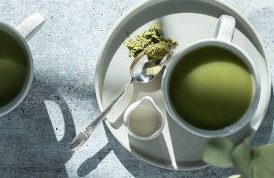 Το πράσινο τσάι δεν είναι μόνο κατάλληλο για τα κρυολογήματα - αυτό το δημοφιλές ποτό είναι επίσης ένα εξαιρετικό ενισχυτικό διάθεσης