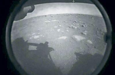 Το «Perseverance» έφθασε στον Άρη με 9,000 ονόματα Κυπρίων