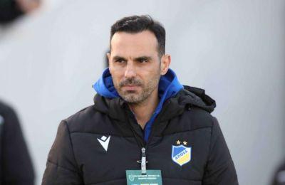Οι σκέψεις του προπονητή του ΑΠΟΕΛ ενόψει του πρώτου ντέρμπι κυπέλλου