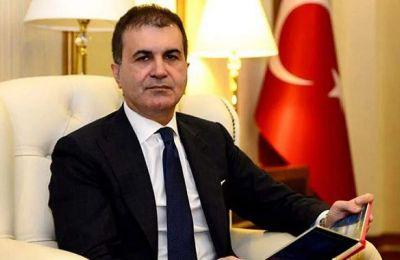 Ο Τσελίκ ζήτησε από Μητσοτάκη και Δένδια να χρησιμοποιούν πιο «καθαρή γλώσσα» και επανέλαβε ότι η Τουρκία δεν υποχωρεί ούτε στη «χερσαία ούτε στη γαλάζια πατρίδα»