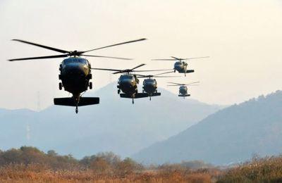 Από τις 24 Φεβρουαρίου μέχρι και τις 5 Μαρτίου, περίπου 30 ελικόπτερα της Αεροπορίας Στρατού των ΗΠΑ θα πετάξουν από την Αλεξανδρούπολη προς τη Ρουμανία.