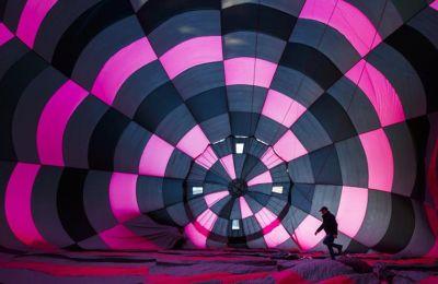 Γαμήλιες τελετές σε αερόστατο στη Β. Καρολίνα