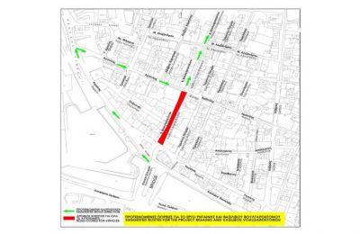 Λευκωσία: Παραδίδεται η οδός Ρηγαίνης, κλείνει η Βουλγαροκτόνου