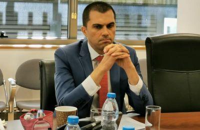 Ο Υφυπουργός Τουρισμού, Σάββας Περδίος