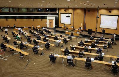 Υπερψηφίστηκαν οι Προϋπολογισμοί ΟΧΣ, ΘΟΚ, ΕΑΠΕΚ, ΕΑΣ