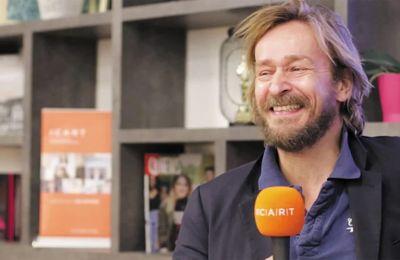 Ο Ερίκ Ριφ, γενικός διευθυντής της Comédie-Française