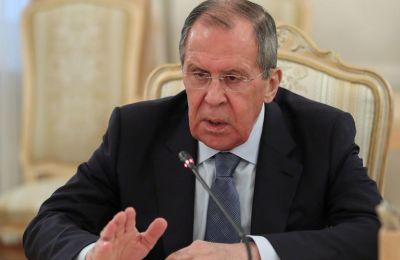 Ο Ρώσος Υπουργός Εξωτερικών επέκρινε τον τρόπο με τον οποίο ενεργούν οι ΗΠΑ στην Συρία, αλλά και στην περιοχή Ετ Τανφ, που κατοικείται και βρίσκεται στα σύνορα με το Ιράκ.