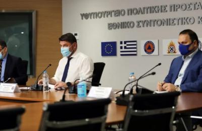 Την παράταση του lockdown στην Αττική ανακοίνωσε ο υφυπουργός Πολιτικής Προστασίας, Νίκος Χαρδαλιάς.