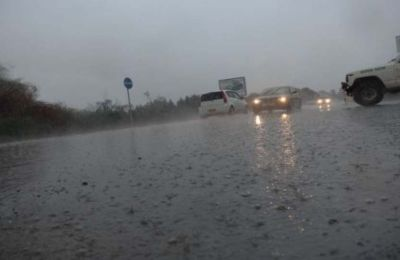 Mε βροχές και καταιγίδες υποδεχόμαστε τον Μάρτιο