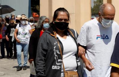 Τα περισσότερα κρούσματα από την αρχή την πανδημίας έχουν κιαταγραφεί στις ΗΠΑ - Φωτο: ΚΥΠΕ