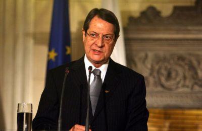 Ο Πρόεδρος της Δημοκρατίας,επαναλαμβάνει συνεχώς την αποφασιστικότητα του να εμπλακεί εκ νέου σε συνομιλίες για επίλυση του Κυπριακού στη βάση των διαχρονικών θέσεων της ελληνοκυπριακής πλευράς