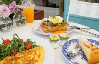 10+1 επιλογές για πρωινό στην πόρτα σου