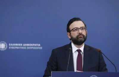 Ελλάδα: Παραιτήθηκε από κυβερνητικός εκπρόσωπος ο Χρ. Ταραντίλης