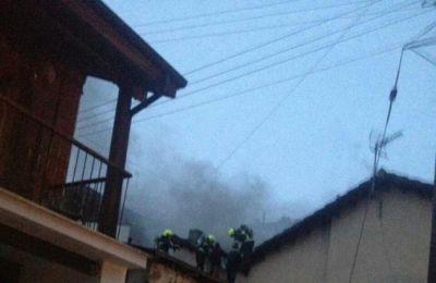 Φωτιά σε κατοικία από ξεχασμένο μαγειρικό σκεύος