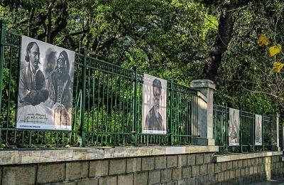 Τα σχέδια φιλοτεχνήθηκαν εκ του φυσικού, κυρίως στην Αθήνα, και παρουσιάζονται 22 πίνακες από τα συνολικά 320 πρόσωπα που σκιτσάρισε ο Μαρί.