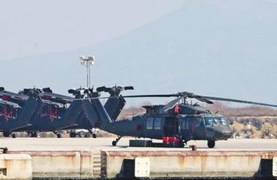 Η Αθήνα διεκδικεί ρόλο σε Ανατ. Μεσόγειο και Βαλκάνια και μέσω της αναβάθμισης της ελληνοαμερικανικής αμυντικής συνεργασίας. (Φωτ. ΑΠΕ ΜΠΕ / ΔΗΜΗΤΡΗΣ ΑΛΕΞΟΥΔΗΣ)