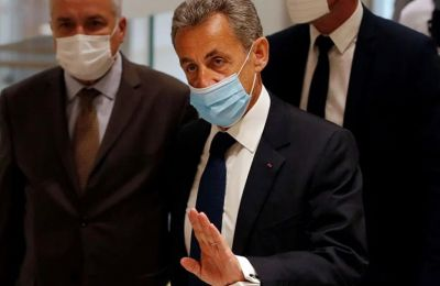«Ποτέ. Ποτέ δεν έκανα κατάχρηση της επιρροής μου, φερόμενης ή πραγματικής» είχε δηλώσει ο  πρώην πρόεδρος της Γαλλίας Νικολά Σαρκοζί