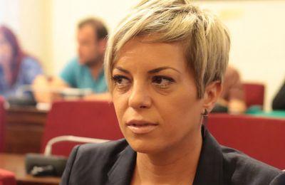H γενική γραμματέας Αντεγκληματικής Πολιτικής, Σοφία Νικολάου