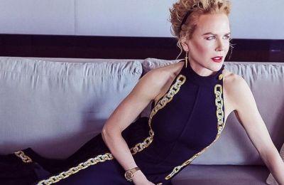 Το στιγμιότυπο με την οικογένεια της Kidman έγινε viral καθώς η ηθοποιός επιλέγει να κρατάει την προσωπική της ζωή μακριά από τα φλας της δημοσιότητας