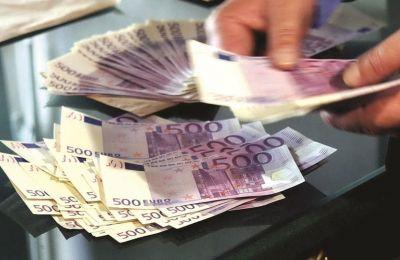 Μειώθηκε στα €208 εκ. το ποσό νέων δανείων για τον Ιανουάριο