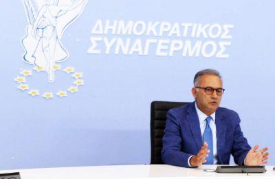 Αβέρωφ: Η λύση του κυπριακού είναι προς όφελος όλων των Κυπρίων
