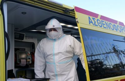 323 νέα κρούσματα - Νοσηλεύονται 89 ασθενείς