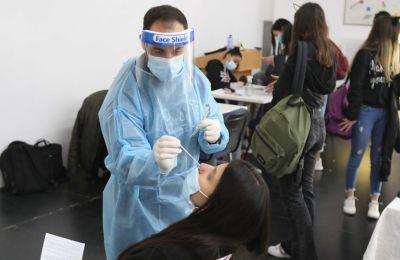 Σύγχυση με θετικά rapid tests σε λύκειο της Λεμεσού
