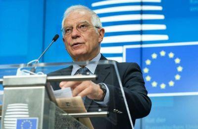 Μπορέλ: Η λύση του Κυπριακού δεν μπορεί να έρθει από έξω
