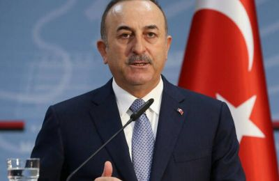 «Δεν είμαστε αφελείς, απόλυτη προτεραιότητά μας είναι τα συμφέροντα του έθνους μας » ανέφερε ο τούρκος ΥΠΕΞ.