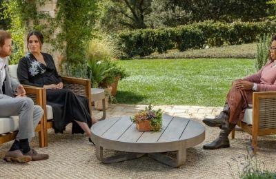 Να θυμίσουμε πως η συνέντευξη θα έχει διάρκεια 90 λεπτών και στην αρχή η Winfrey θα μιλήσει μόνο με την Meghan, ενώ στη συνέχεια θα ενταχθεί στη συζήτηση και ο Harry