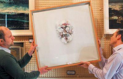 Το δημοτικό συμβούλιο θα διαθέσει 600.000 ευρώ με σκοπό να αγοράσει σύγχρονη τέχνη (φωτ. αρχείου)