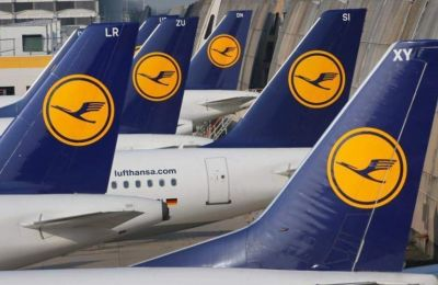 Ζημιές ρεκόρ σημείωσε η Lufthansa για το 2020