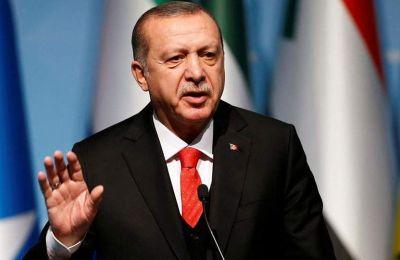 Για «εποικοδομητική στάση» της Τουρκίας μιλά ο Ερντογάν